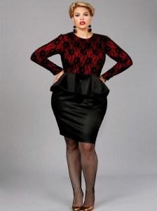 11 Bellos vestidos de fiesta para mujeres con panza (2)