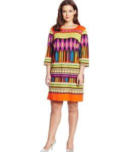 10 nuevos diseños de vestidos de fiesta para gorditas a media pierna (9)