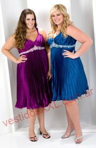 10 vestidos de fiesta para señoras gorditas de 60 años (8)