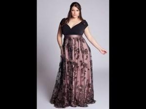12 vestidos de fiesta para gorditas en imágenes (5)