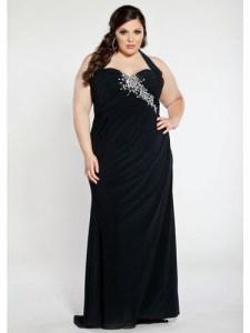 12 vestidos de fiesta para gorditas en imágenes (9)