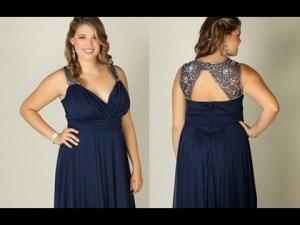 11 vestidos de fiesta para gorditas de noche (3)