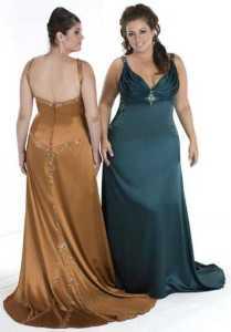 10 vestidos de fiesta para gorditas con mucho busto (10)