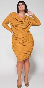 10 vestidos de fiesta para gorditas con mucho busto (2)