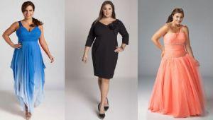 10 vestidos de fiesta para gorditas con mucho busto (3)