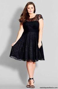 10 vestidos para gorditas con encaje (1)