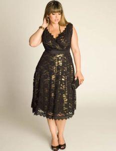 10 vestidos para gorditas con encaje (8)