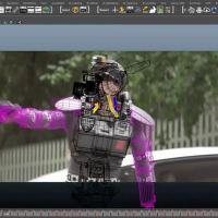 Earl Fast; Maya and Shotgun VFX for Chappie at Image Engine