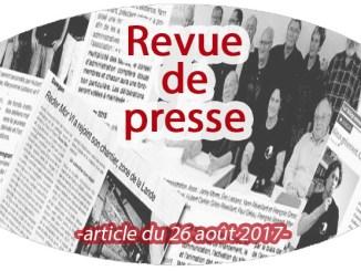 revue de presse aout 2017 reder mor 6 un vieux gréement pour damgan