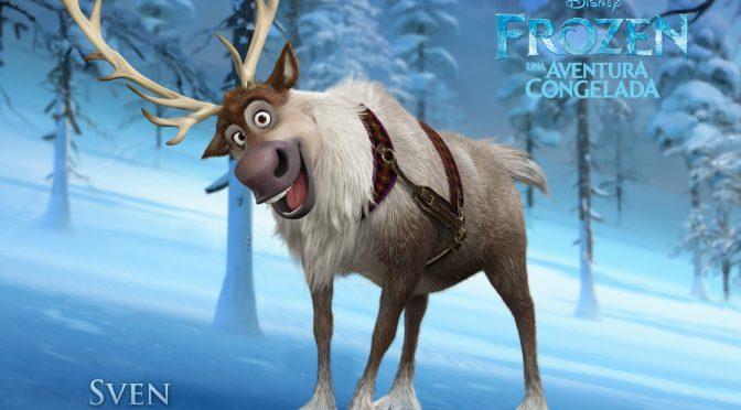 """Conozcan a los personajes de """"Frozen: Una aventura congelada"""""""