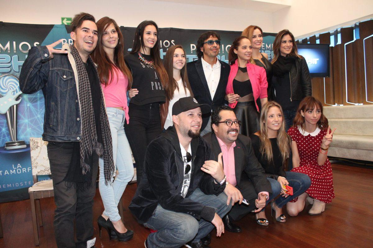 Los Premios Telehit harán vibrar por segunda ocasión a la Ciudad de México