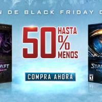 ¡Ya llegaron las ofertas del Black Friday de Blizzard así que aprovechen!