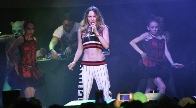 Belinda será la encargada de cantar el Himno Nacional en las 6 Horas de México