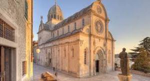 Şibenik UNESCO Kültür Mirası Kilise