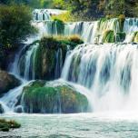 Krka milli parkı Hırvatistan