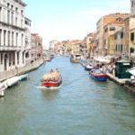 Letícia quer conhecer Veneza, Praga, Florença e Roma em 8 dias!