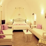 Santorini Grecia Reverie Hotel - Estúdio Quarto