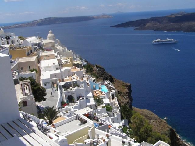Onde ficar em Santorini Grecia Viajando bem e barato pela Europa Hotel Reverie