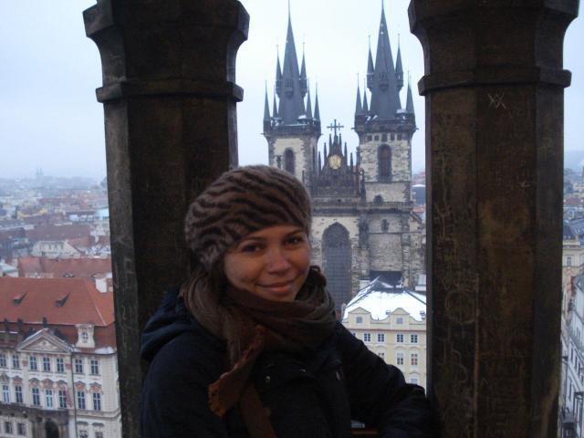 Viajando sozinha e tranquila - Viajando bem e barato pela Europa - Torre do Relógio Astronômico_Praga
