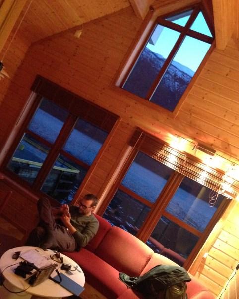 Noruega_Cabana Flam_Viajando bem e barato pela Europa