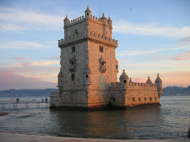 Lisboa_Torre_Belem_Viajando bem e barato pela Europa