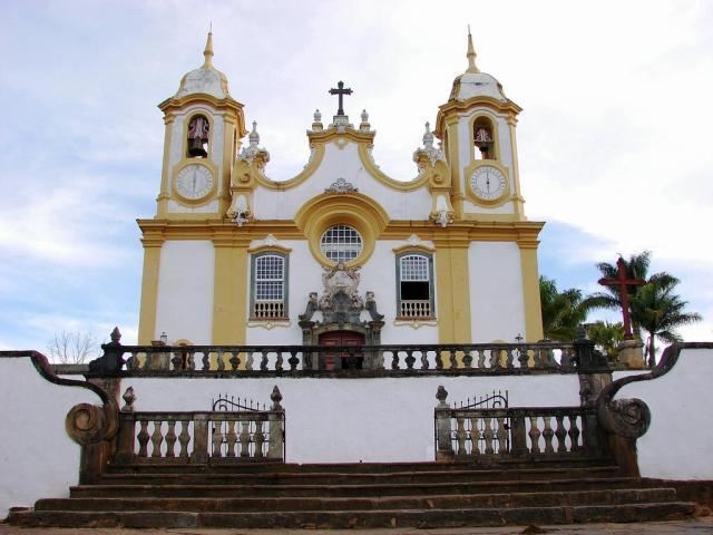 Igreja Sto Antonio Tiradentes