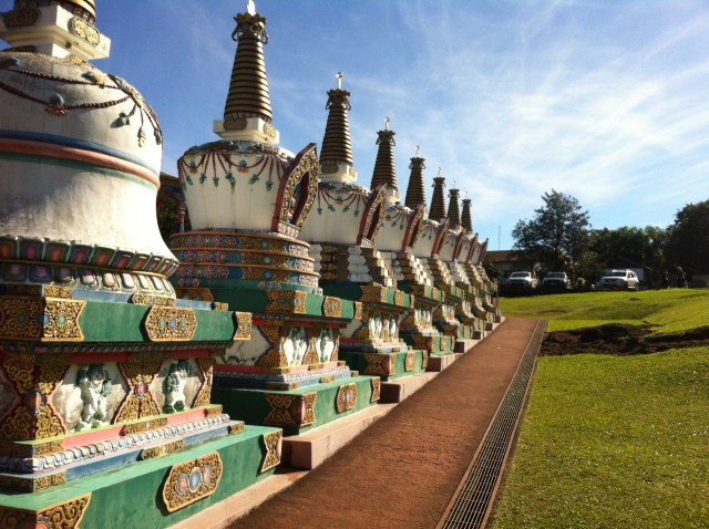 templo budista_Chagdud_Gonpa_Viajando bem e barato