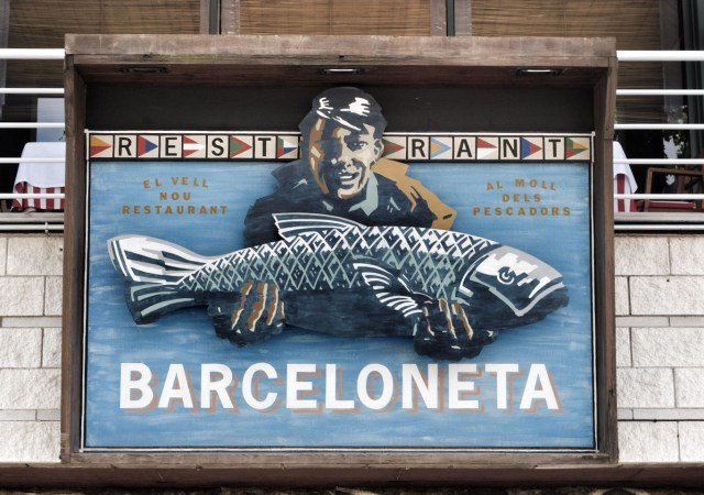 melhor paella em Barcelona_Barceloneta_Viajando bem e barato