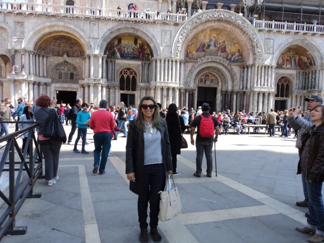 Europa na melhor idade_Piazza San Marcos_Viajando bem e barato