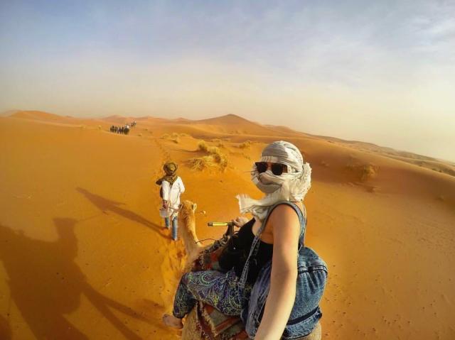 Dicas de viagem para o Marrocos_dromedário_Viajando bem e barato