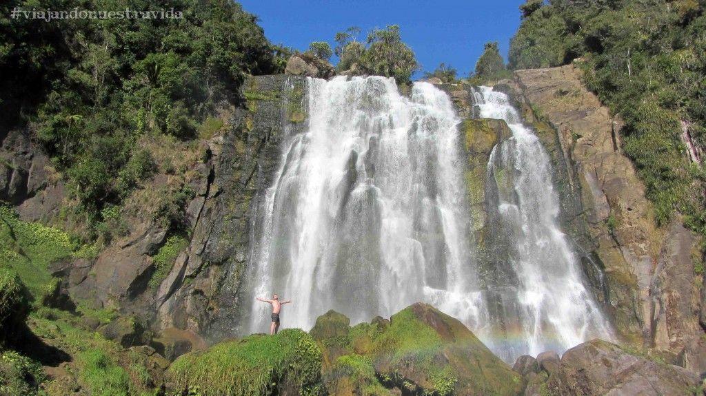 lugares impresionantes de Nueva Zelanda