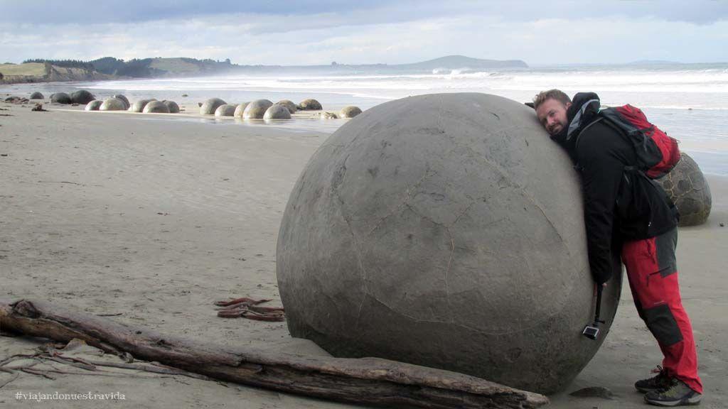 moeraki boulders 1 The Catlins