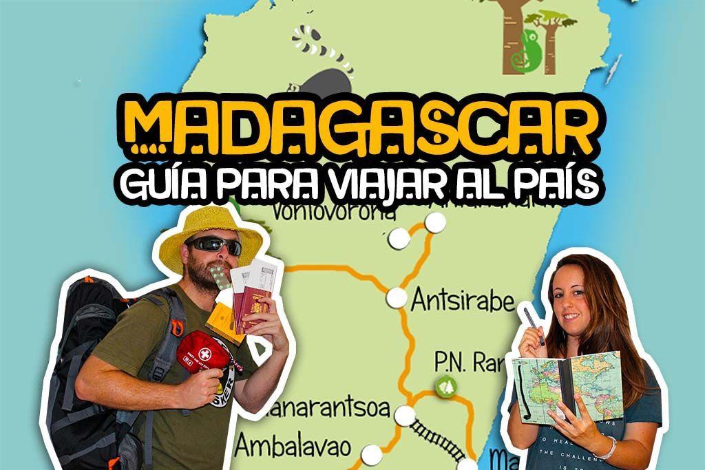 guia viajar madagascar
