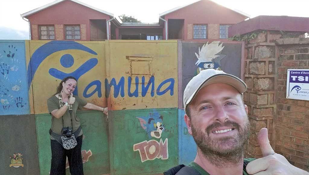 YAMUNA ONG MADAGASCAR VONTOVORONA