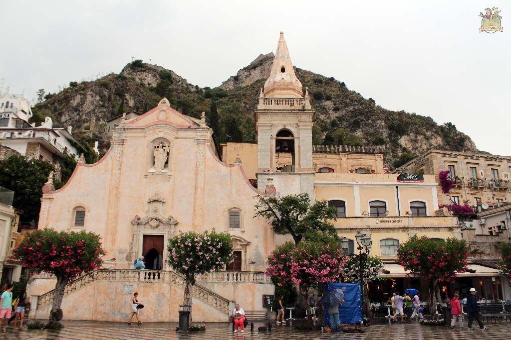 Taormina Sicília