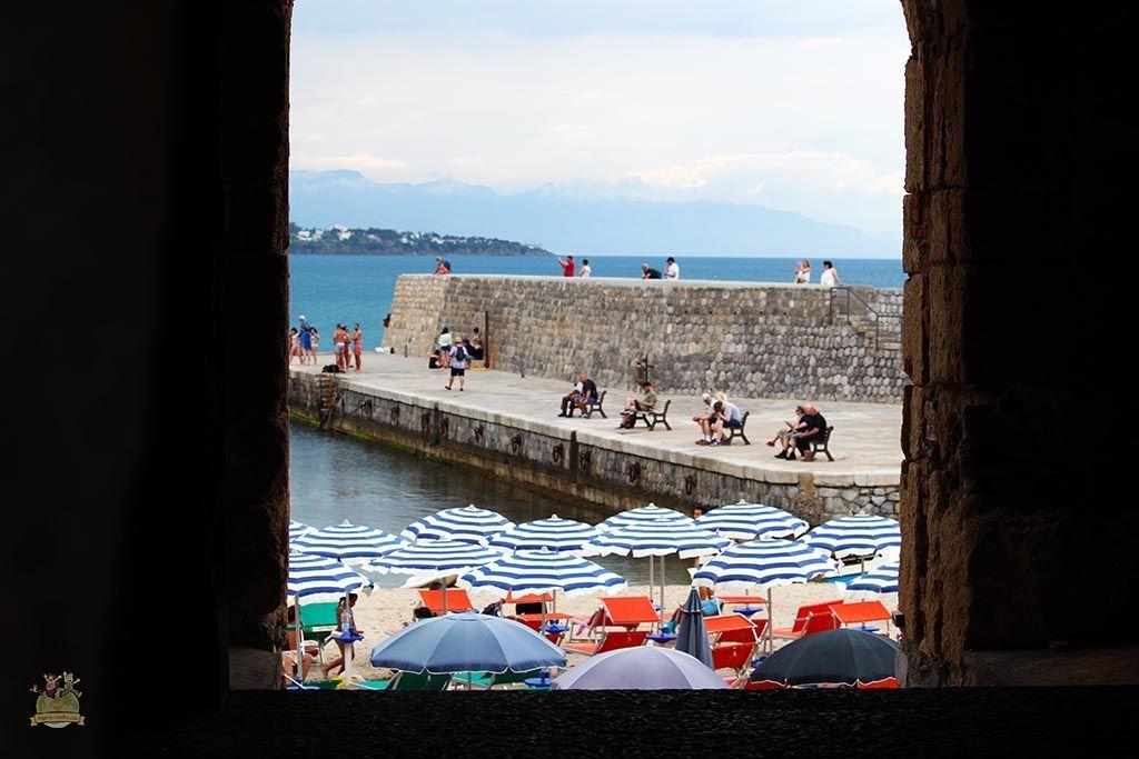 Puerto Cefalú Sicília