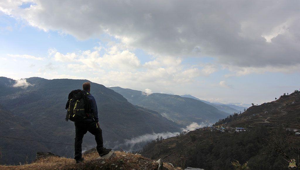 trekking al Campamento Base del Annapurna - ghandruk