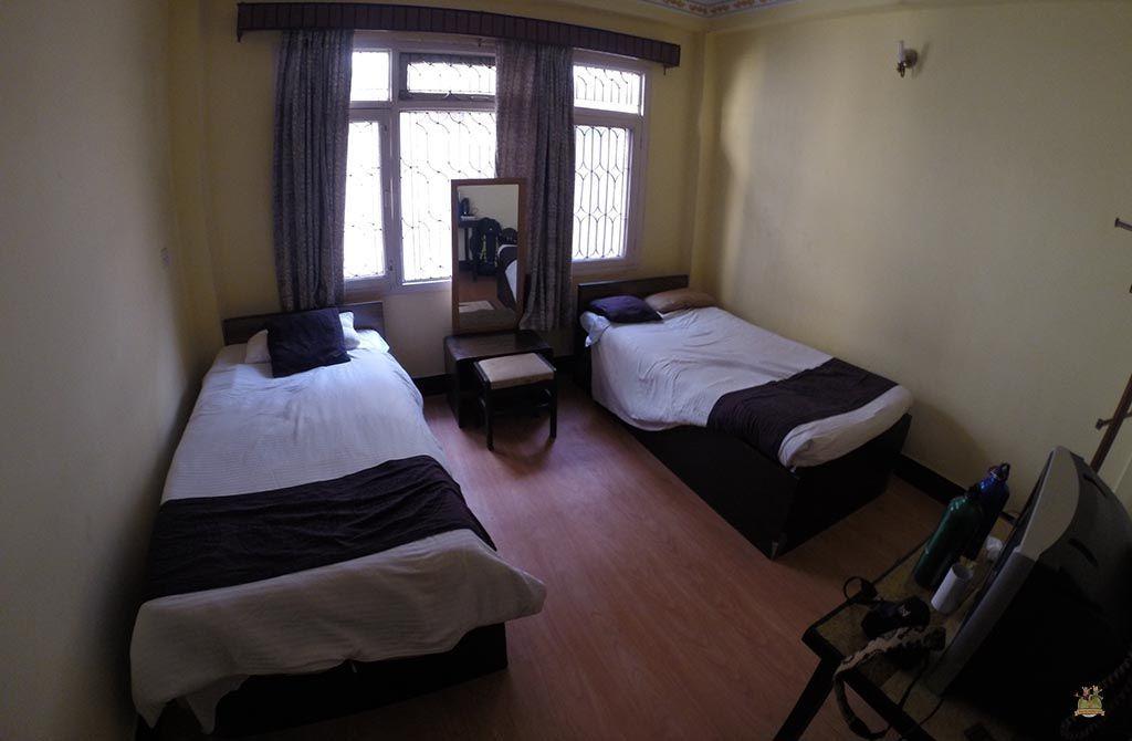 Hotel en Katmandu Aarya Kasti