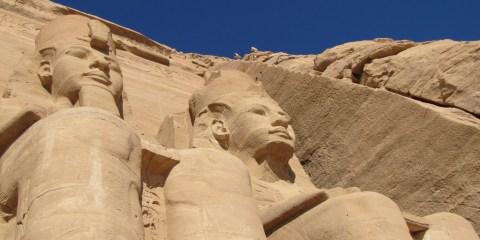 Monumentos de Nubia, desde Abu Simbel hasta Philae