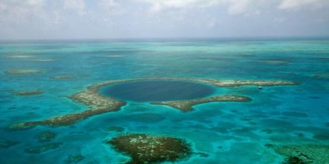 Sistema de Reservas de la Barrera del Arrecife de Belice
