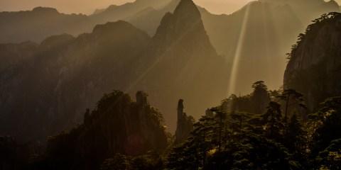 Montes Huangshan