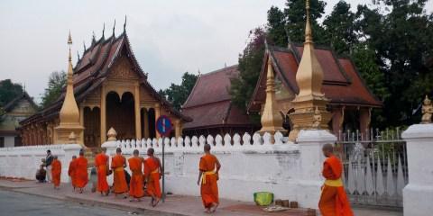Ciudad de Luang Prabang
