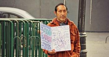 México DF, detectives y una ureteroscopia