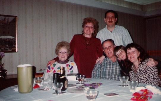 Abuelos que tanto los amo y amaré
