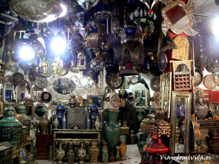 Bazar Marrakech Marruecos