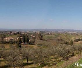 Paisajes Toscana Italia