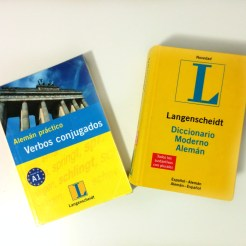 Libros de verbos para aprender Aleman3