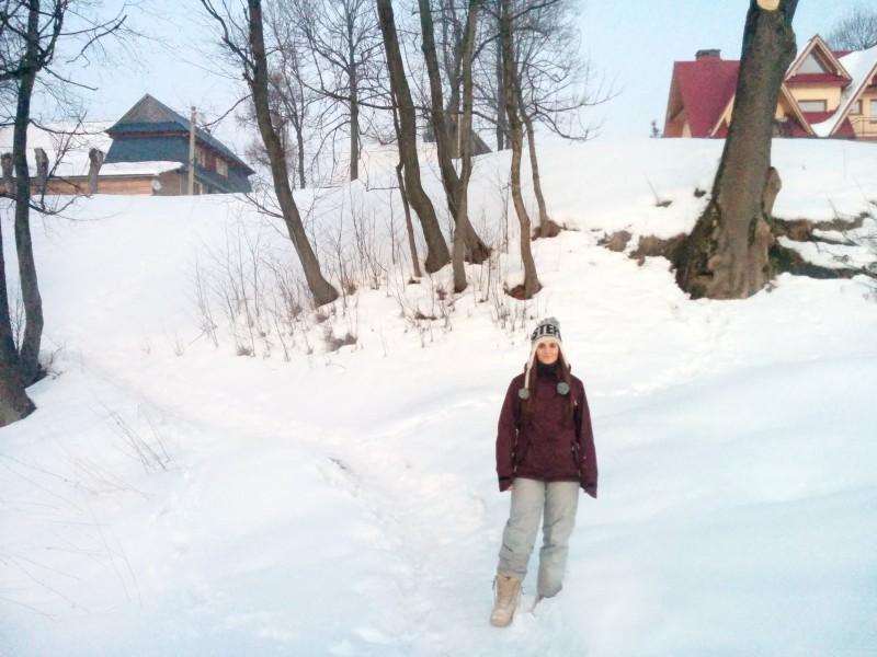 Esquiar en Polonia