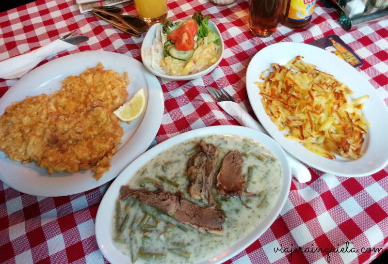 comida tipica Austria