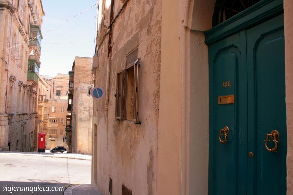 Callejeando por Valletta